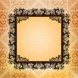 Ornamented frames Stock Photo