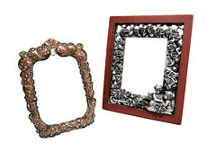 Ornamented Frames Royalty Free Stock Photos