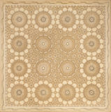 Ornamented Moroccan Ceiling Stock Images