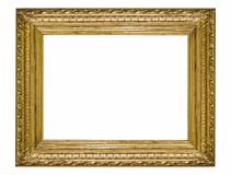 Ornamented Picture Frame Royalty Free Stock Photo