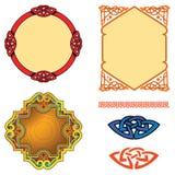 Ornamenten Stock Afbeeldingen