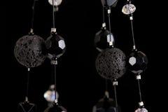 Ornamenten van polymeerklei Stock Foto's