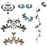 Ornamenti royalty illustrazione gratis