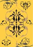 Ornamenti arabi Immagini Stock