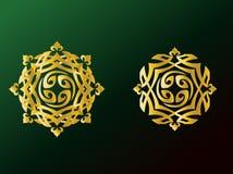 Ornamenti arabi Immagine Stock