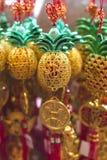 Ornamenti cinesi di nuovo anno immagini stock
