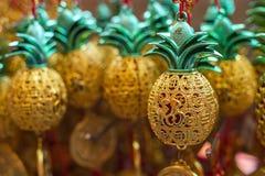 Ornamenti cinesi di nuovo anno immagine stock libera da diritti