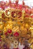 Ornamenti cinesi di nuovo anno immagine stock