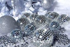 Ornamenti d'argento Fotografia Stock Libera da Diritti