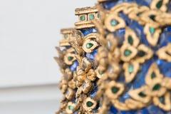 Ornamenti del tempio Immagini Stock Libere da Diritti