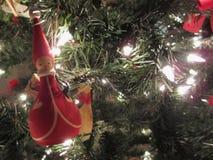 Ornamenti dell'albero Fotografie Stock Libere da Diritti