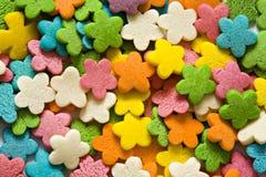 Ornamenti della confetteria Fotografia Stock Libera da Diritti