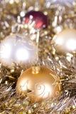 Ornamenti di festa fotografia stock libera da diritti