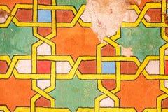 Ornamenti di moresco Fotografie Stock