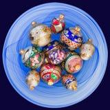 Ornamenti di natale Immagine Stock Libera da Diritti