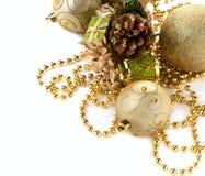 Ornamenti di natale Immagine Stock