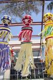 Ornamenti e fiamme Fotografia Stock Libera da Diritti
