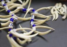 Ornamenti etnici Fotografia Stock