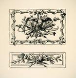 Ornamenti Italiens Immagini Stock Libere da Diritti
