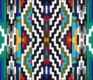 Ornamenti luminosi, panno fatto a mano e di lana Immagini Stock Libere da Diritti