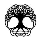 Ornamenti nazionali celtici illustrazione vettoriale