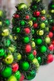 Ornamenti per il Natale Fotografie Stock