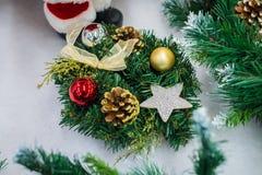 Ornamenti per il Natale Immagine Stock Libera da Diritti