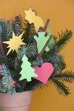 Ornamenti santi Immagini Stock