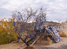Ornamenti sull'albero Fotografia Stock Libera da Diritti
