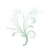 Ornamenti Vectorized, elementi di disegno Immagini Stock