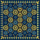 Ornamento árabe Foto de archivo libre de regalías
