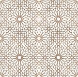 Ornamento árabe Imagens de Stock Royalty Free