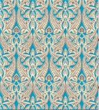 Ornamento árabe Fotos de Stock
