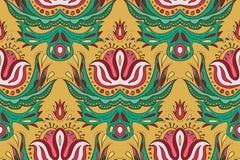 Ornamento étnico Imagem de Stock