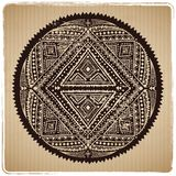 Ornamento étnico Foto de Stock Royalty Free