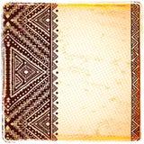 Ornamento étnico bonito Imagens de Stock Royalty Free