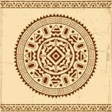 Ornamento étnico mexicano bonito Fotografia de Stock Royalty Free