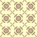 Ornamento 010 - B - teste padrão Imagem de Stock Royalty Free