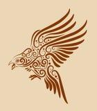 Ornamento 03 del pájaro Foto de archivo