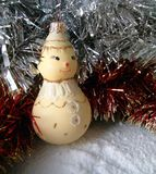 Ornamento 1 de la Navidad fotos de archivo libres de regalías
