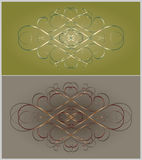 Ornamento Imagenes de archivo