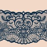 Ornamento abstrato do laço ilustração stock