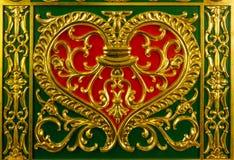 Ornamento abstrato do papel de parede do vintage do fundo ilustração stock