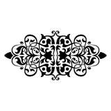 Ornamento antico Immagine Stock Libera da Diritti