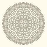 Ornamento arabo Immagini Stock