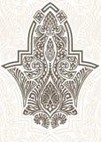 Ornamento arabo Fotografie Stock