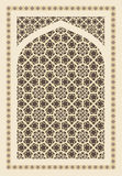 Ornamento arabo Immagine Stock