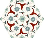 Ornamento arabo tradizionale senza cuciture per la vostra progettazione Carta da parati da tavolino Fondo Nicea royalty illustrazione gratis