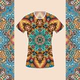 Ornamento background-2 Fotografia Stock Libera da Diritti