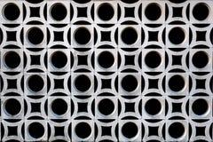 Ornamento in bianco e nero Fotografia Stock Libera da Diritti